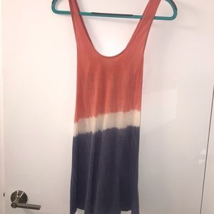 Forever 21 Tie Dyed Tank